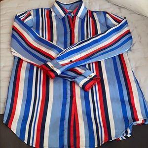 Ralph Lauren Button sown shirt.